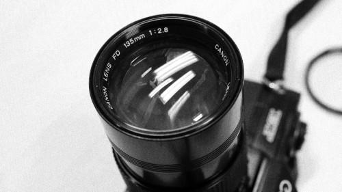 FD 135mm F2.8