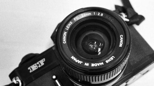 FD 24mm F2.8 S.S.C