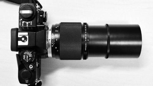 OM Zuiko 200mm F4