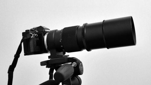 OM Zuiko 300mm F4.5