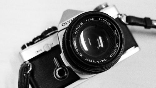 OM Zuiko 50mm F1.8