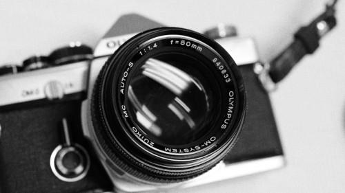 OM Zuiko 50mm F1.4