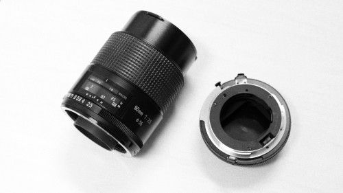 Tamron 90mm F2.5 52BB